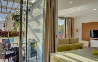 Living room Coral Villas La Quinta